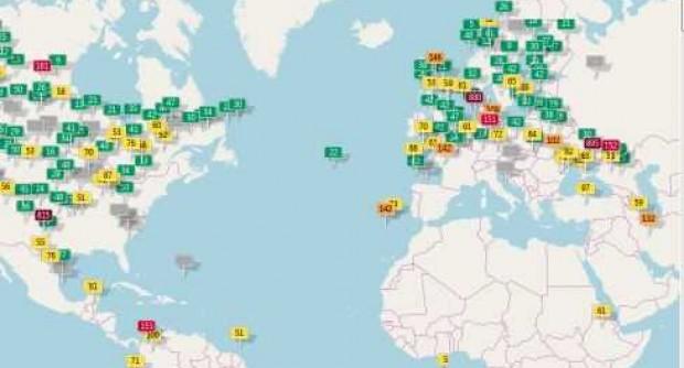 App Mide contaminacion del Aire