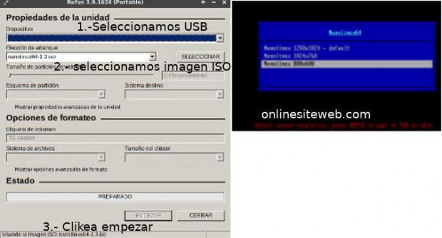 Instalar linux en PC