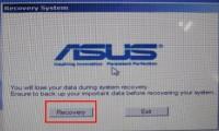 Como restaurar Windows la configuracion de fabrica sin Cd